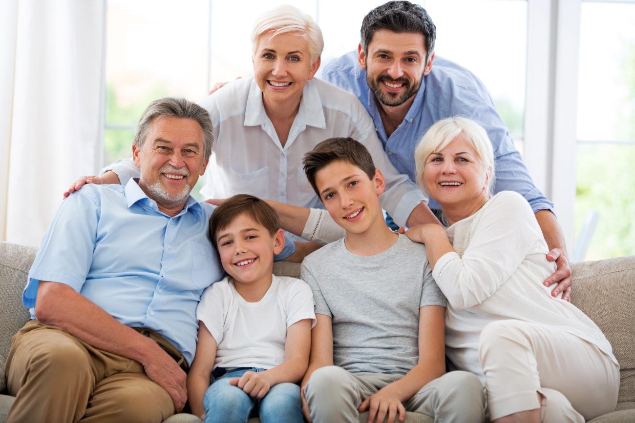 Generationsübergreifendes Wohnen
