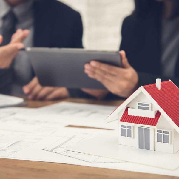 Immobilien-Unterlagen
