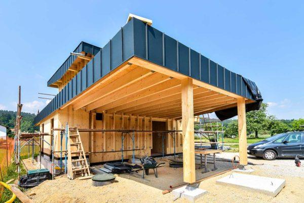 Bauen mit Umweltbewusstsein