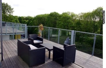 Moderne Penthousewohnung mit Dachterrasse im Passivhaus, 50354 Hürth, Penthousewohnung