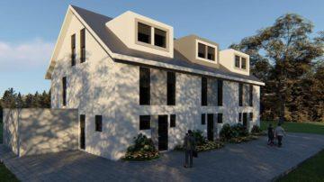 Neubau Reihenhaus – zentral und ruhig gelegen, 40764 Langenfeld (Rheinland), Reiheneckhaus